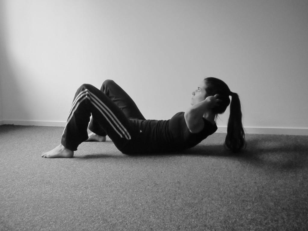 Woensdag workout - Crunch