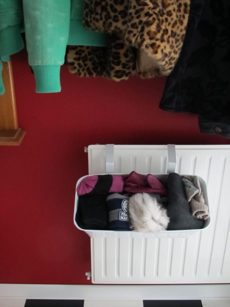 Organiseer je huis - Kapstok