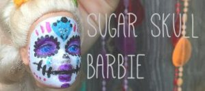 SUGAR SKULL BARBIE