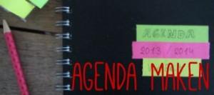 agenda maken