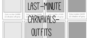 last minute carnavals-outfits