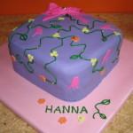 Taart Hanna