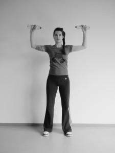 Woensdag workout - Borst
