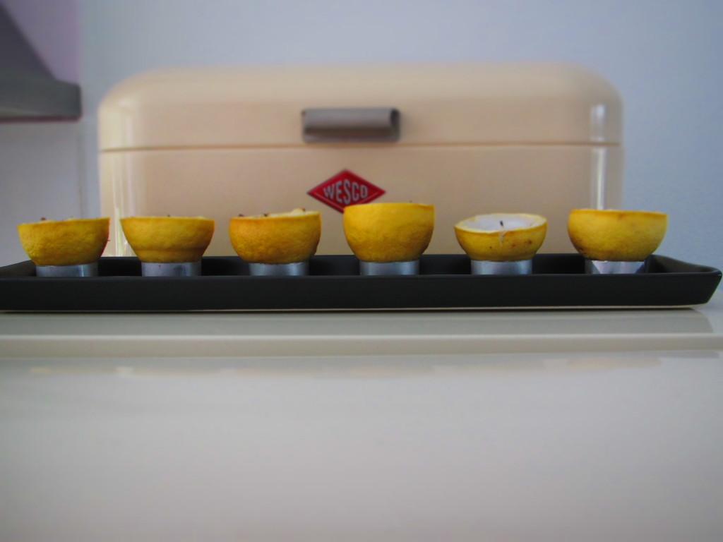 citroenkaarsjes maken