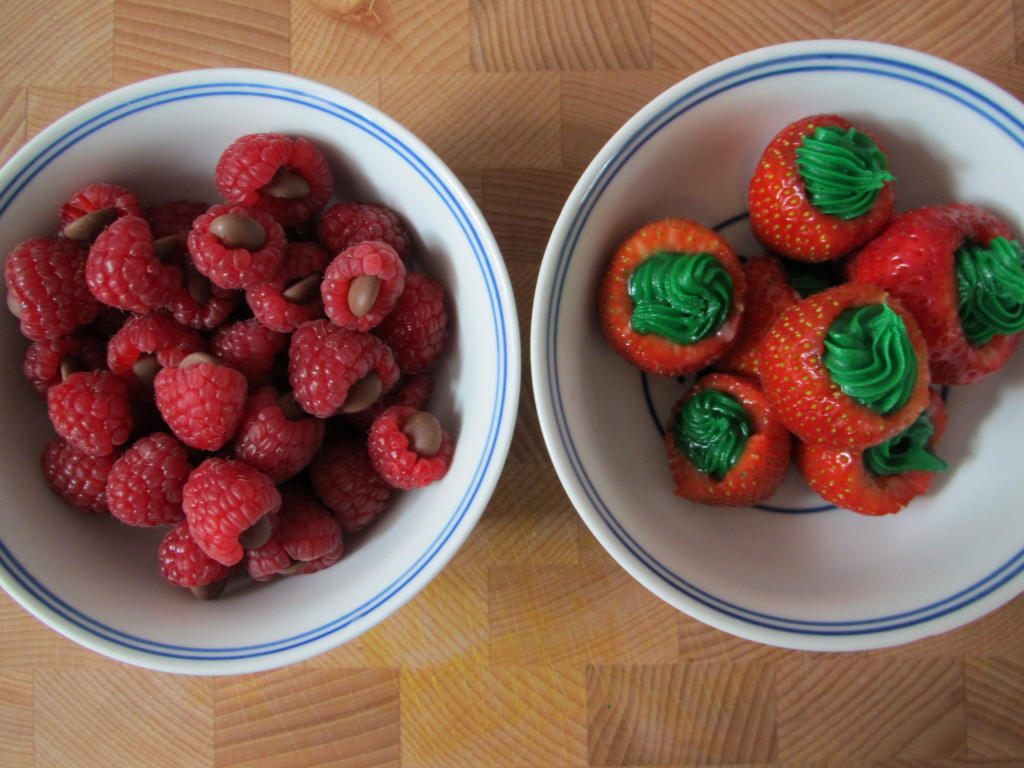 Zomerse fruitbonbons