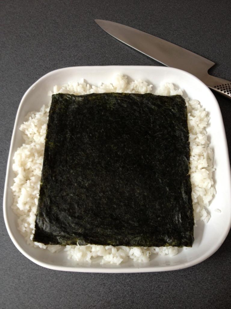 Luie 'sushi'