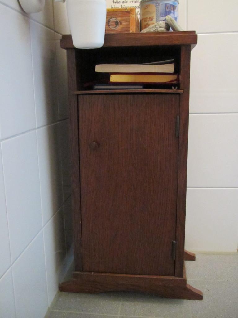 het kleinste kamertje