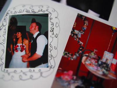 Homemade wedding