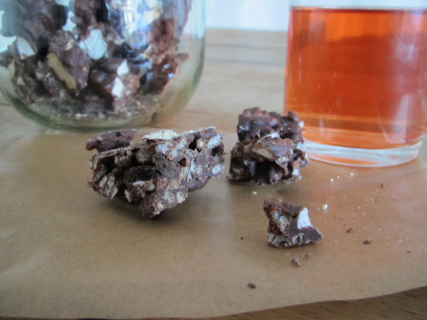 Rocky road slices 2.0