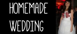 Homemade wedding