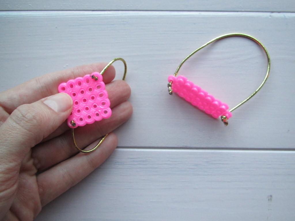Sieraden van strijkkralen