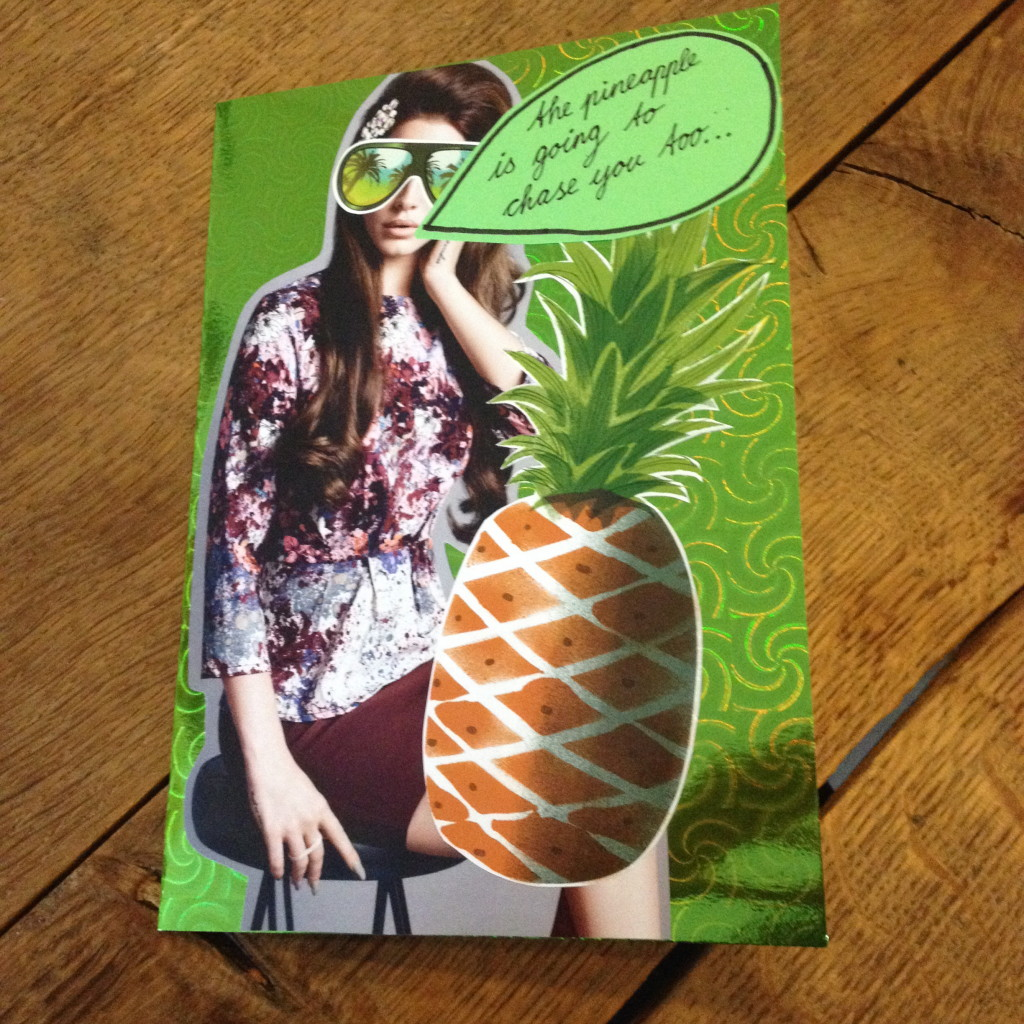 Ananaskaart