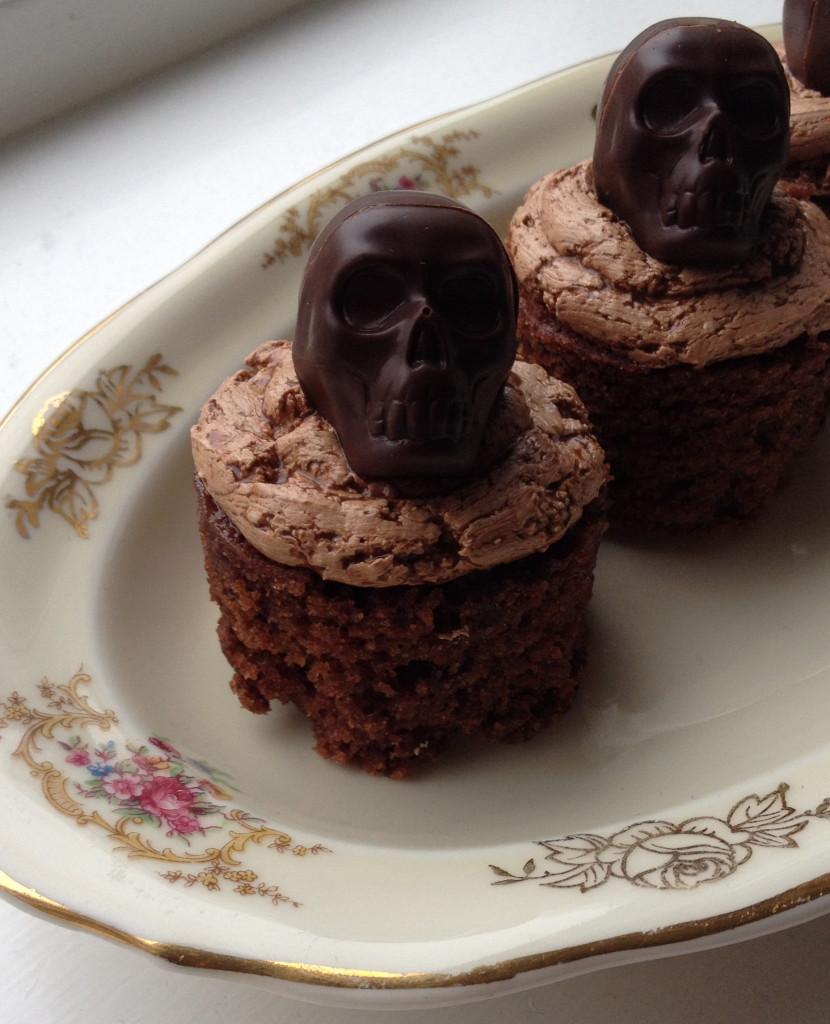 Jack Daniel's chocolate cakes