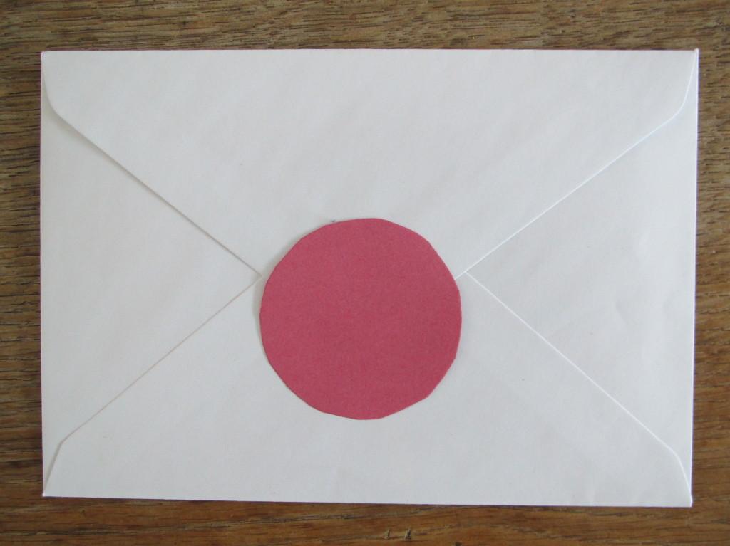 Envelope / Enveloppe // VAN BRITT