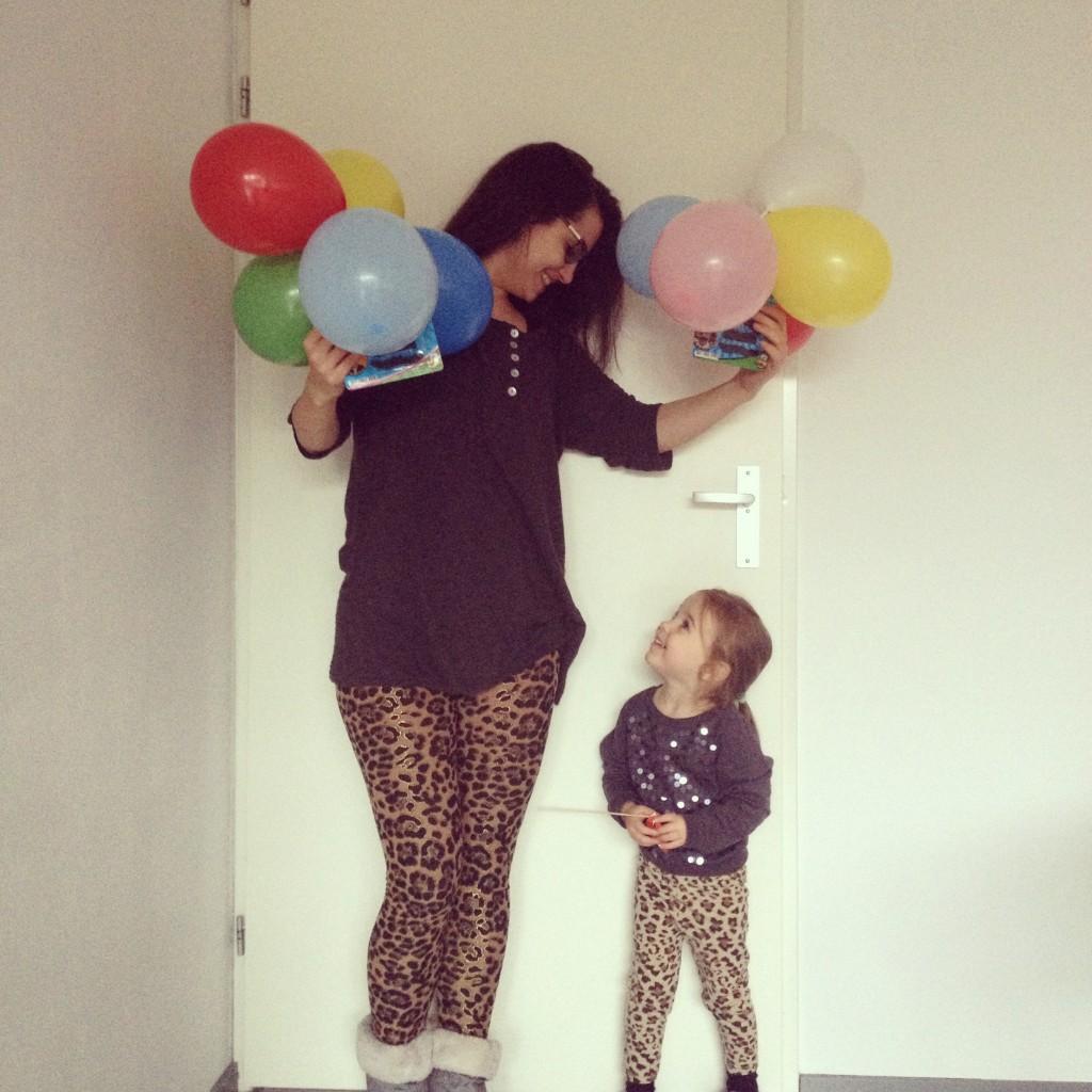 Balloons / Ballonnenbundels // VAN BRITT