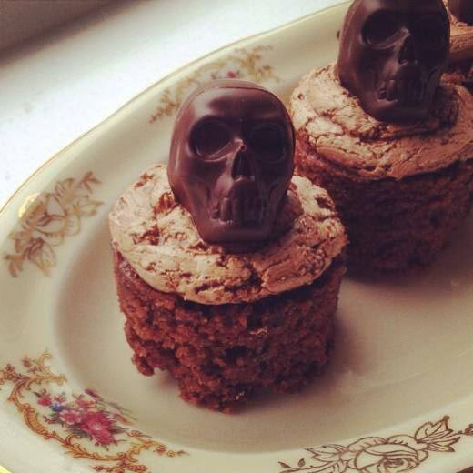 Jack Daniel's chocolate cakes // VAN BRITT