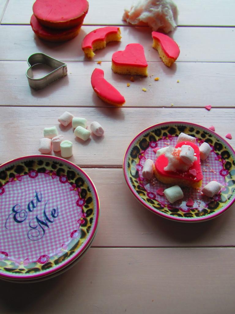 Valentine cakes / Valentijns cakejes // VAN BRITT