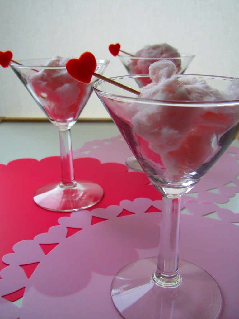 Valentine's cocktail / Valentijns cocktail // VAN BRITT
