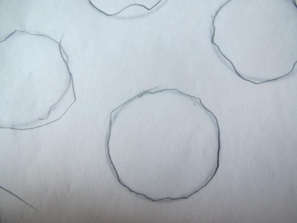 Drawing / Overtrekken // VAN BRITT