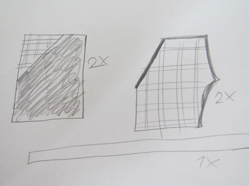 Sketch / Schets // VAN BRITT