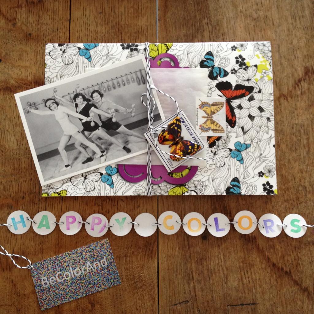 BeColorAnd giveaway // foto: VAN BRITT