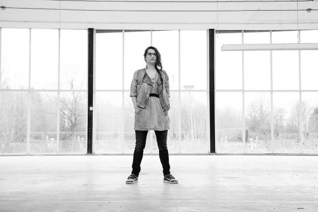 Fotoshoot Franken Kleding // VAN BRITT (foto: Jenny van Gompel)