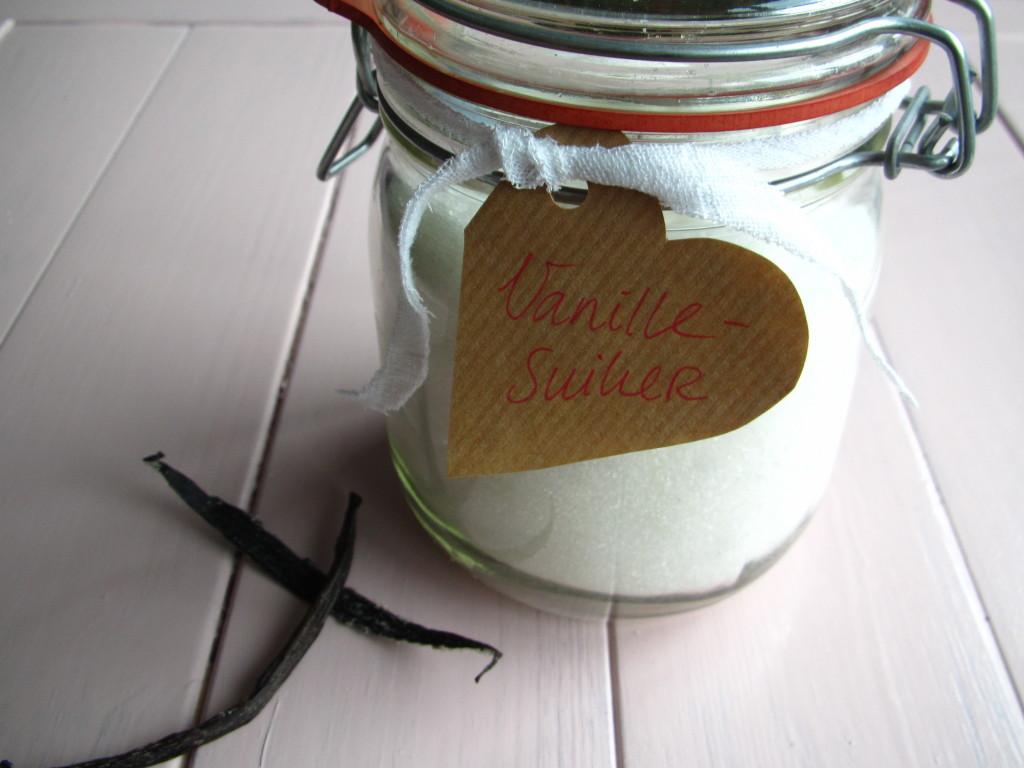 Vanilla sugar / Vanille suiker // VAN BRITT