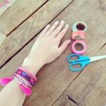 Hipanema bracelet / Hipanema armband // VAN BRITT