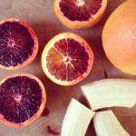 Blood orange / Bloedsinaasappel // VAN BRITT