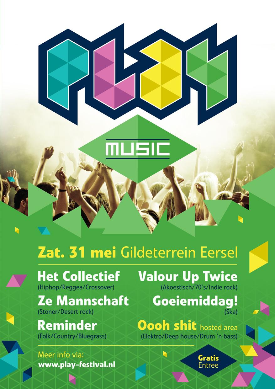 Play Music, Play festival Eersel