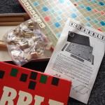 Scrabble // VAN BRITT