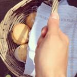 Cakes in a basket / Cakejes in een mandje // VAN BRITT