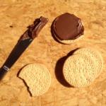 Cookies and Nutella / Koekjes met Nutella // VAN BRITT