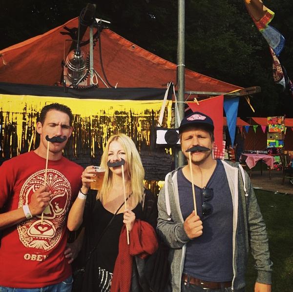 Play festival Eersel, stand VAN BRITT // VAN BRITT