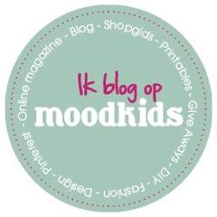 Ik blog op Moodkids