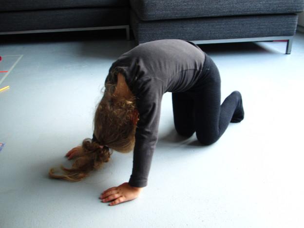 Yoga voor kinderen - Britt Meijs voor Moodkids // VAN BRITT