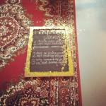 Glitter, carpet / Glitter, tapijt // VAN BRITT