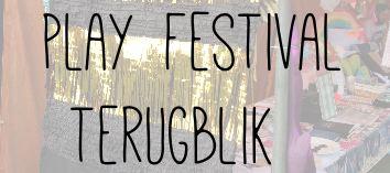 Play festival terugblik