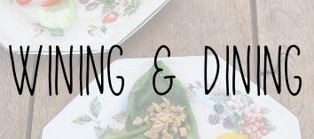 Wining en dining