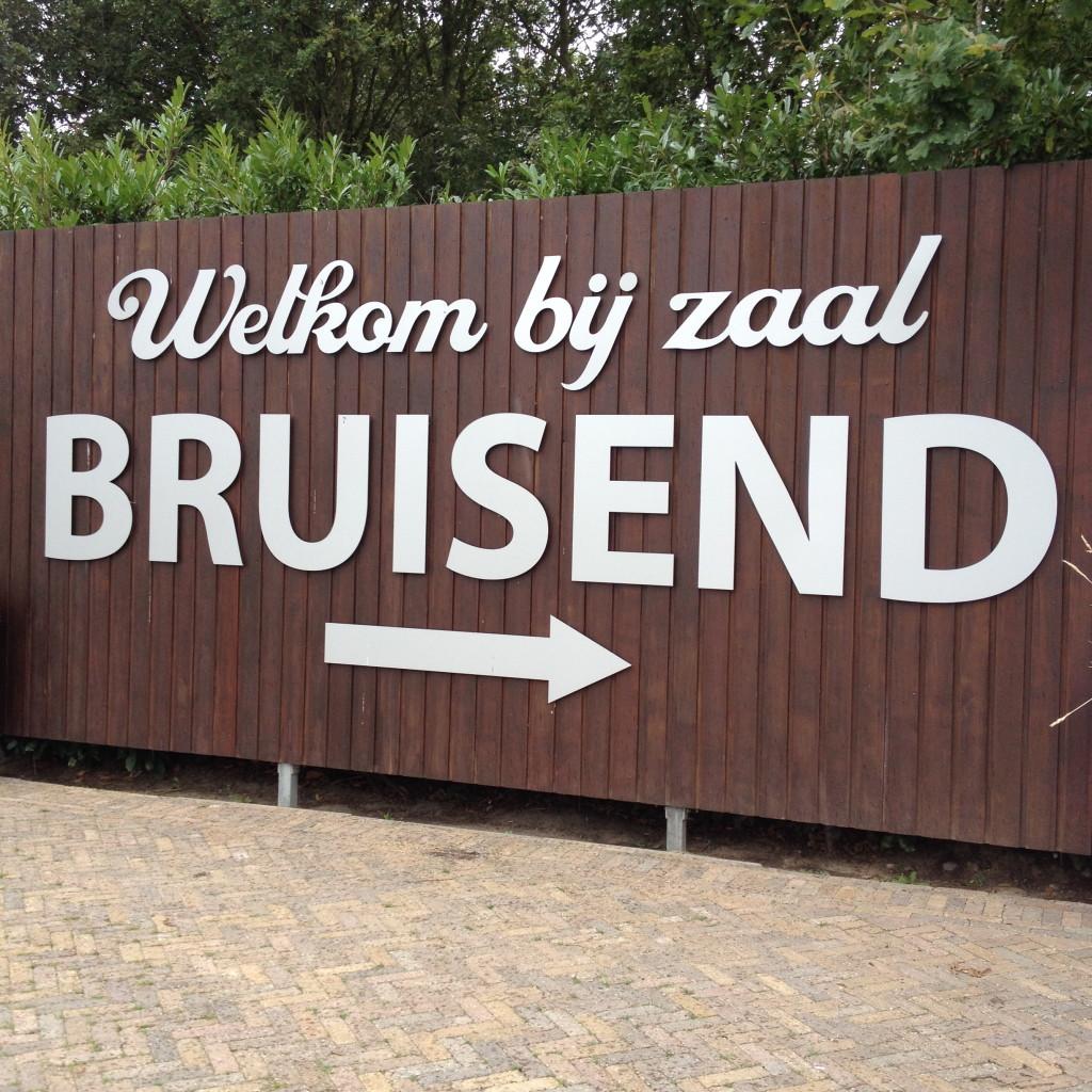 Bruisend // Foto: VAN BRITT