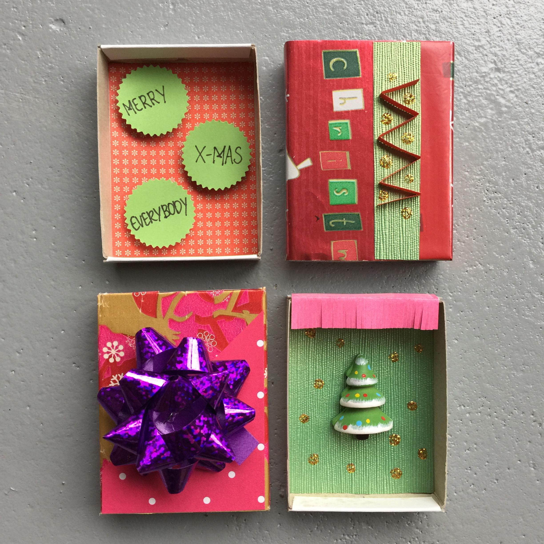 Happy kidsmas diy countdown kerst in een doosje van britt - Idee voor volwassenen ...