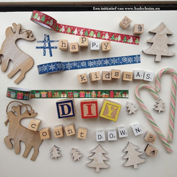 Happy Kidsmas DIY Countdown