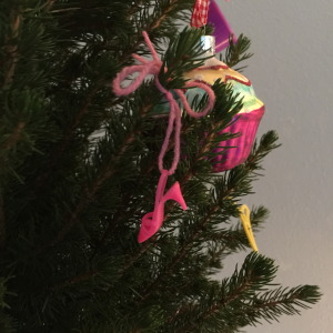 Barbie gear in Christmas tree / Barbie spullen in kerstboom // VAN BRITT