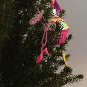 Barbie gear in Christmas tree / Barbie spullen in kerstboom // VAN BRITT