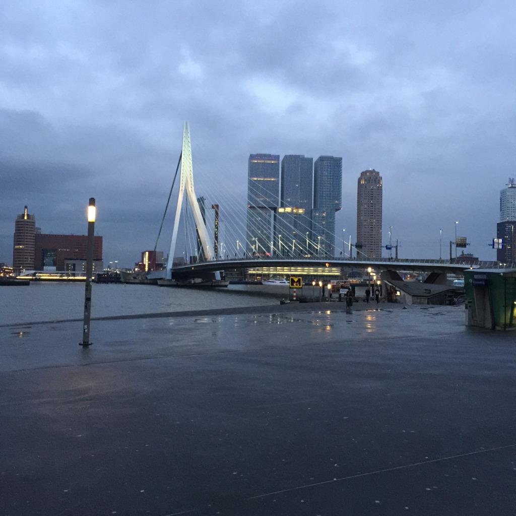 Rotterdam // foto: VAN BRITT