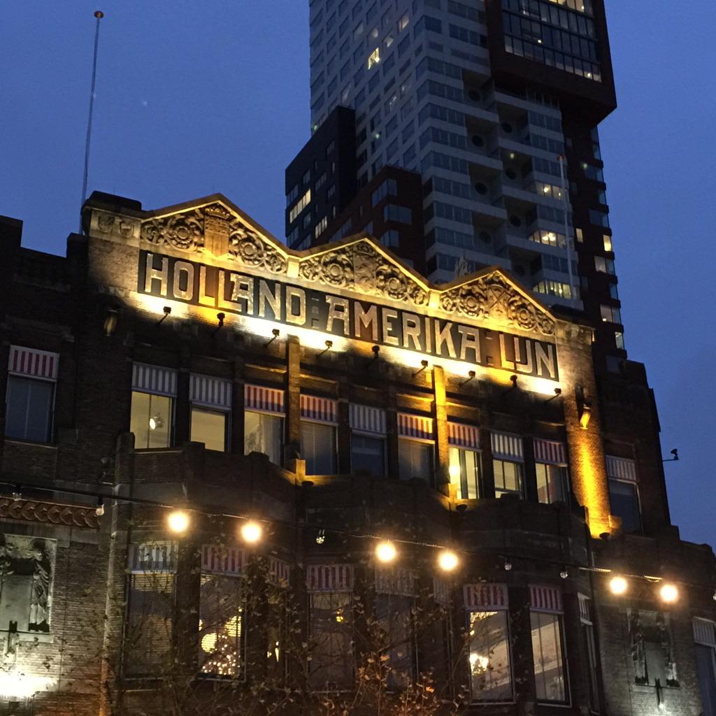 Hotel New York, Rotterdam // foto: VAN BRITT