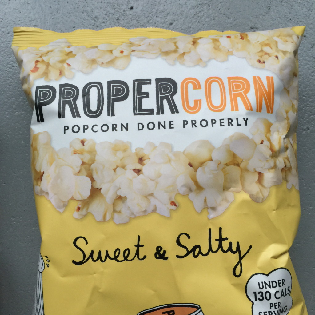 Propercorn // photo: VAN BRITT