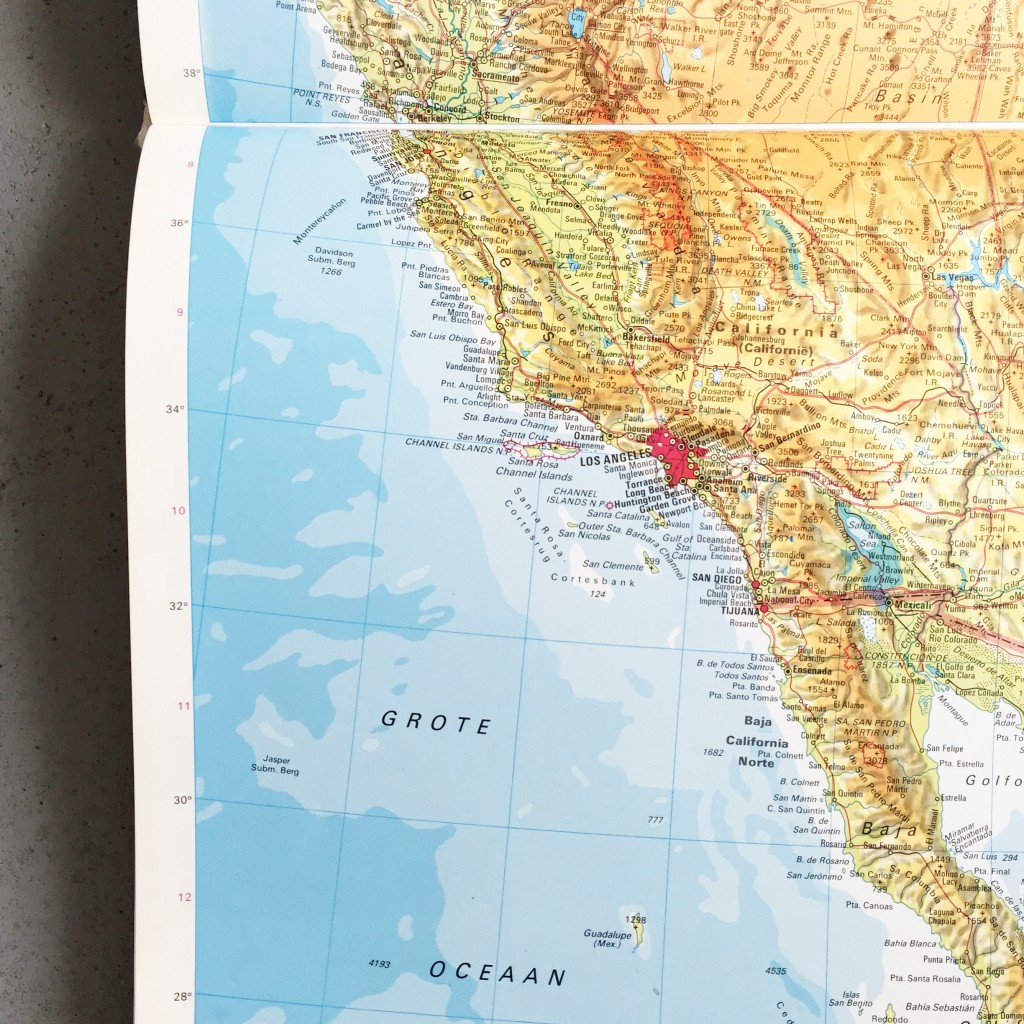 Map // VAN BRITT
