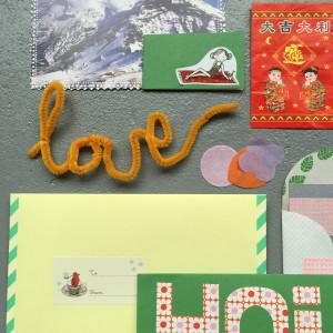 Mail on Monday # 35, postcrossing, crafts, stationary // VAN BRITT