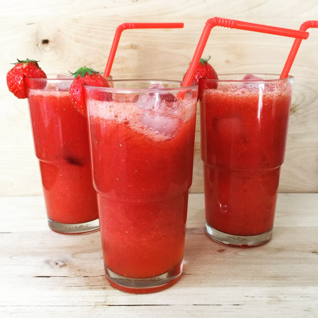 Chilled fruitshake / Gekoelde fruitshake // VAN BRITT